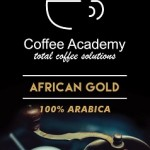 Label African Gold